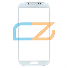 Samsung Galaxy S4 Front Glass - White