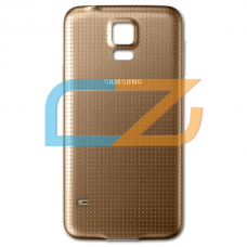 Samsung Galaxy S5 Back Cover - Gold