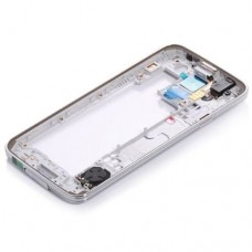 Samsung S5 Middle Frame -White