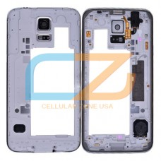 Samsung Galaxy S5 Rear Housing G900A G900T G900P G900V - Black