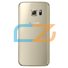 Samsung Galaxy S6 Back Cover - Gold