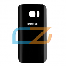 Samsung Galaxy S7 Edge Back Cover - Black