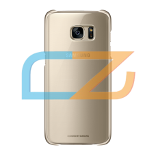 Samsung Galaxy S7 Edge Back Cover - Gold