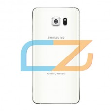 Samsung Galaxy Note 5 Back Cover - White