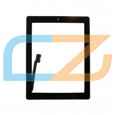 iPad 3/4 Touch Glass OEM - Black
