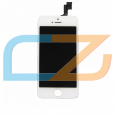 iPhone 5s LCD - White (Aftermarket High Quality)