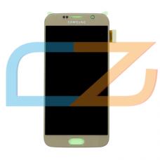 Samsung Galaxy S6 LCD OEM - Gold