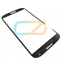 Samsung Galaxy S4 Front Glass with OCA - Dark Blue (AAA Quality)
