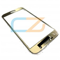 Samsung Galaxy S6 Front Glass with OCA - Gold (OEM Quality)